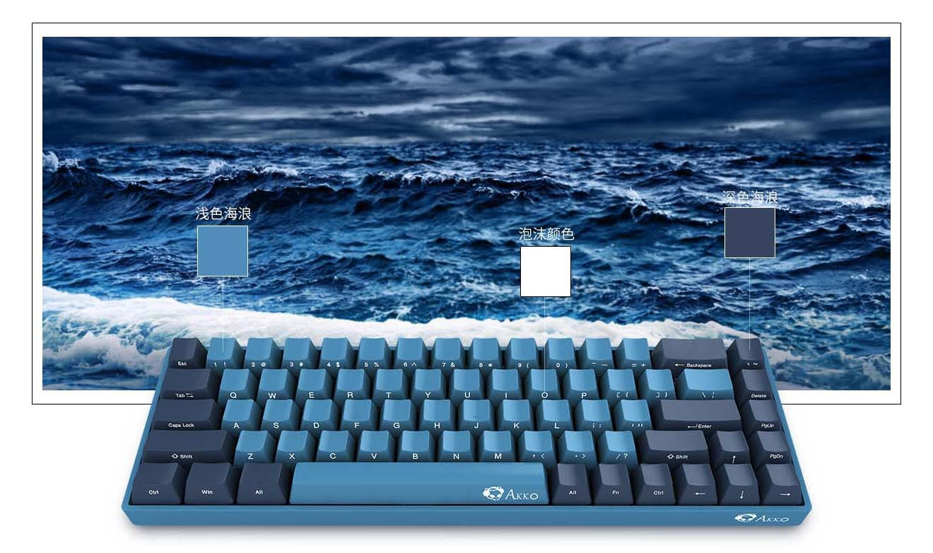 Akko 3068SP Ocean Star