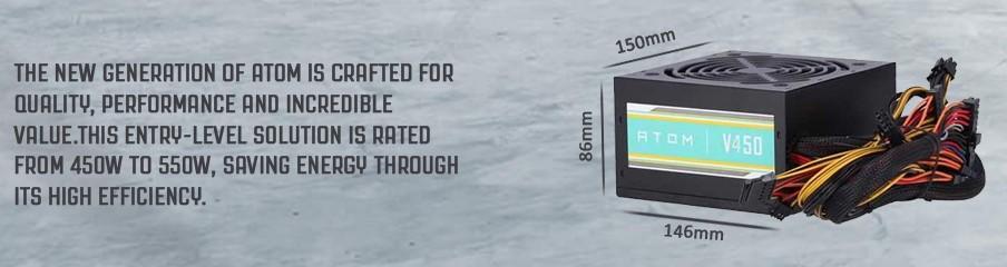 PSU Antec ATOM V450
