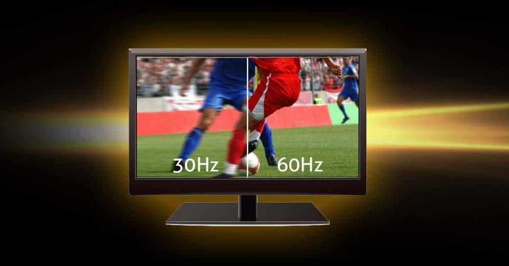 HDMI 4k @ 60Hz