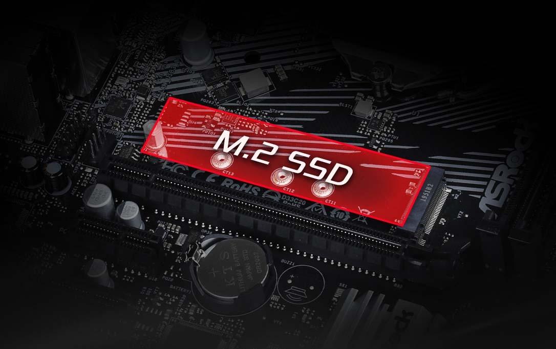 M.2 cho SSD