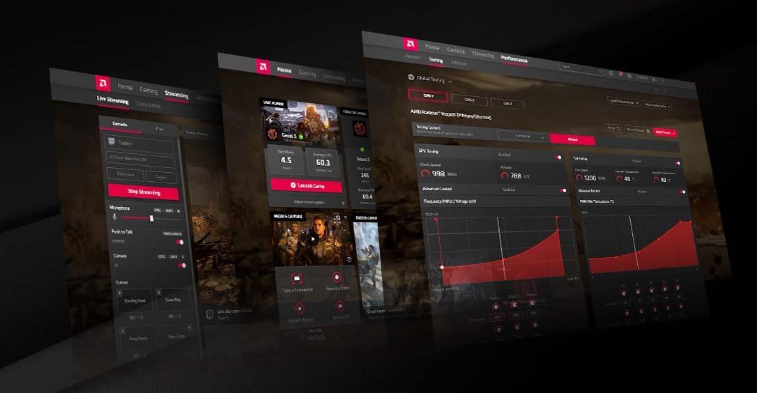Phiên bản Radeon™ Phần mềm Adrenalin 2020