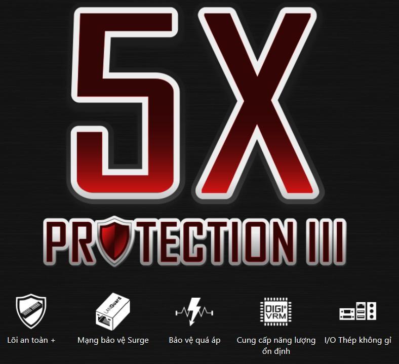 5X Protection III