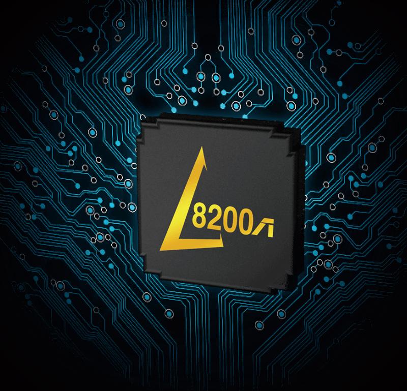 Realtek L8200A Gigabit Ethernet