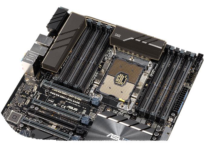 Pro WS C621-64L SAGE có thiết kế tản nhiệt chu đáo