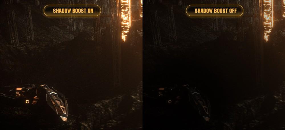 Công nghệ ASUS Shadow Boost