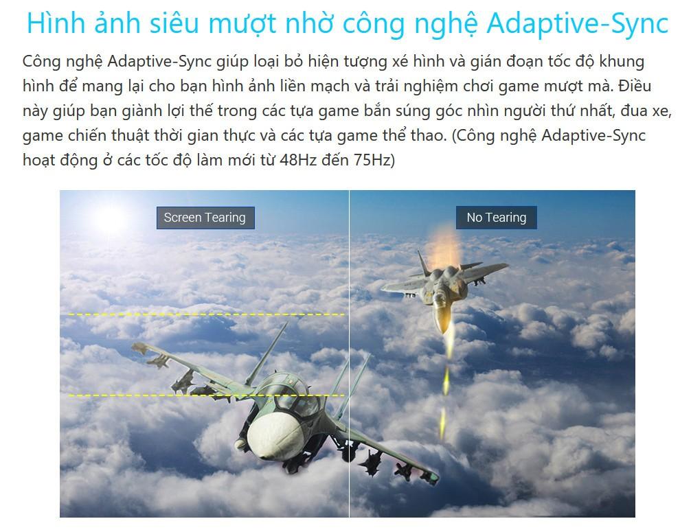 Asus VA24DQLB Adaptive