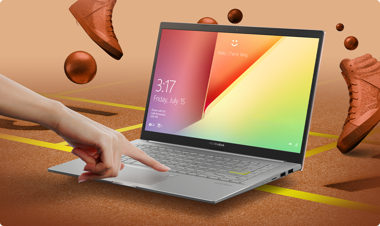 Truy cập ASUS Vivobook A415EP-EB118T chưa bao giờ dễ hơn và bảo mật hơn