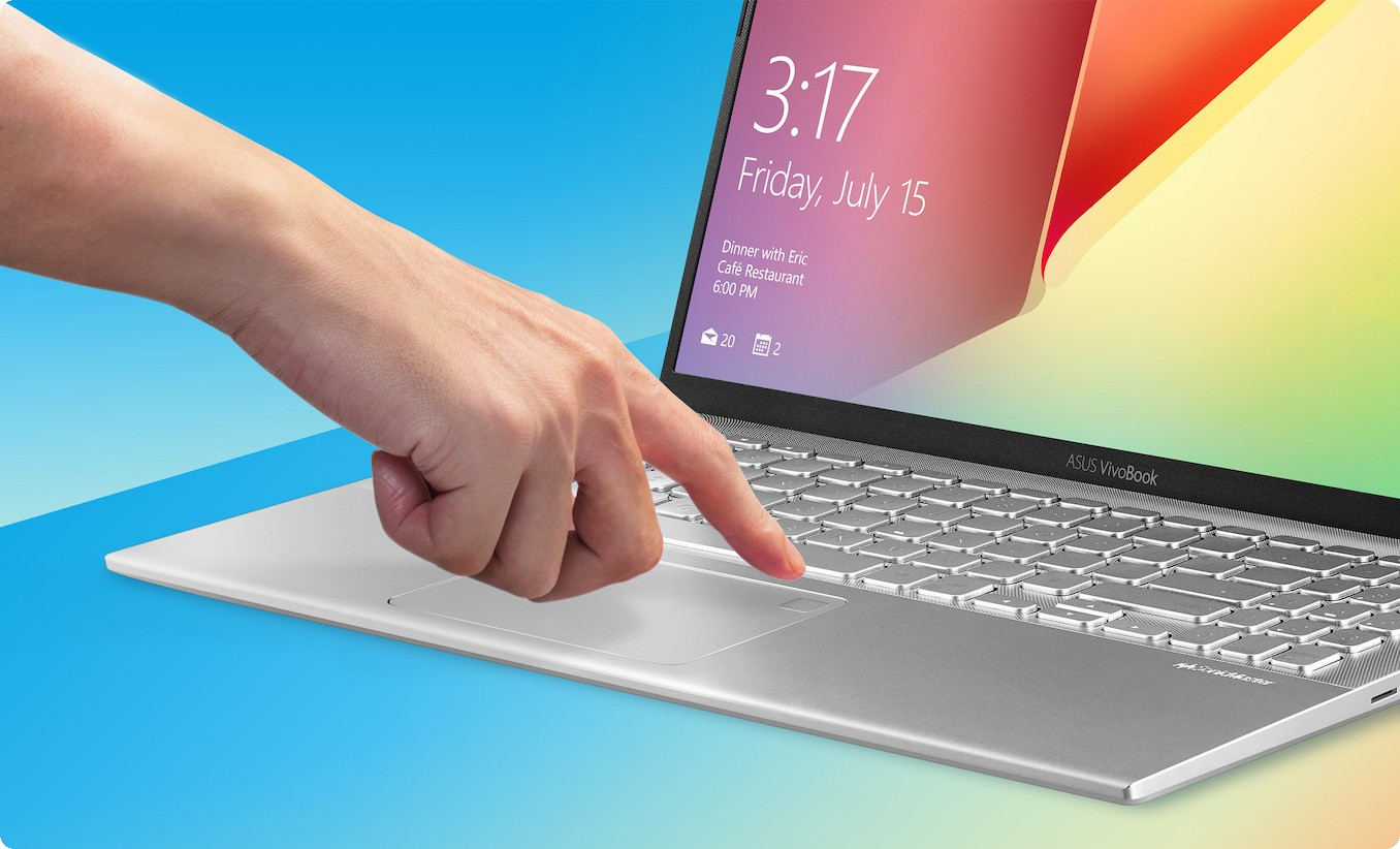 Cảm biến vân tay - Đăng nhập một chạm với Windows Hello