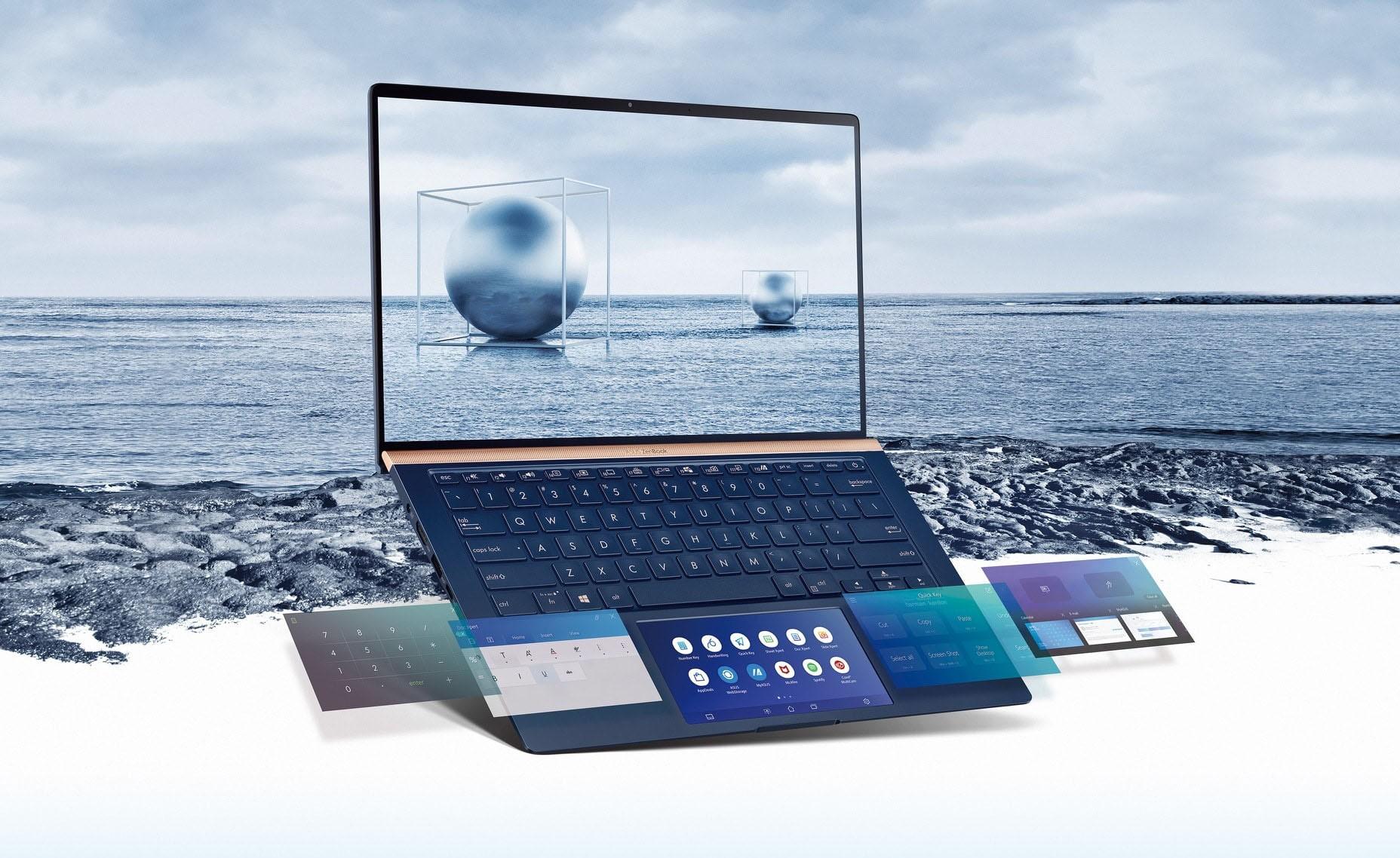 Laptop Asus ZenBook UX434LFC-A6173T