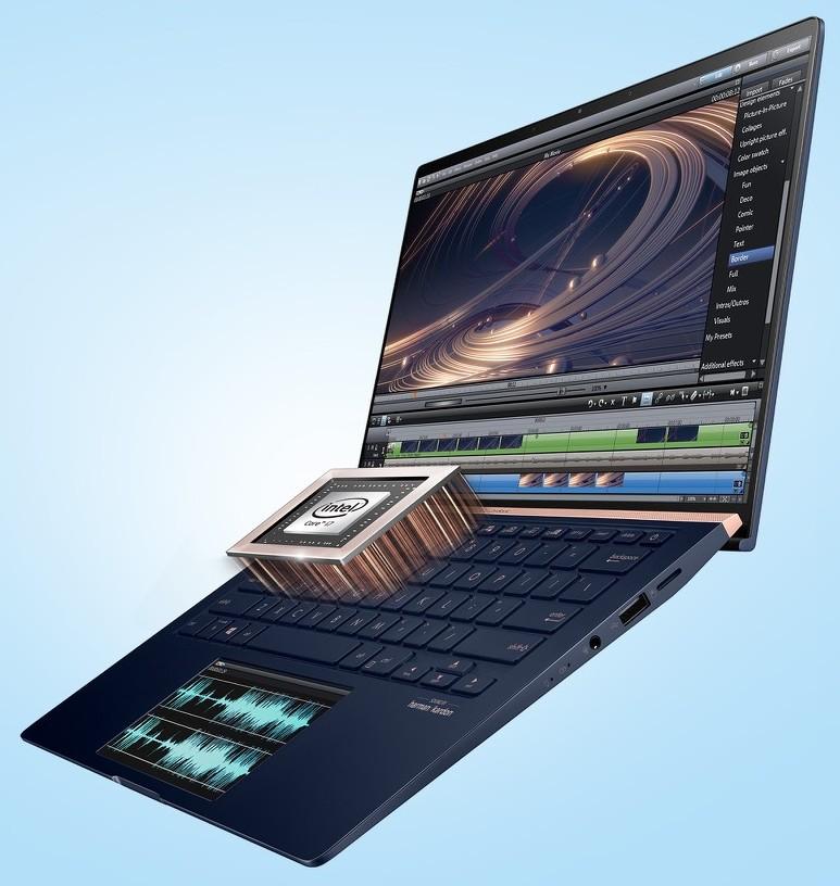 ZenBook UX434LFC-A6173T được xây dựng để mang đến sức mạnh không giới hạn
