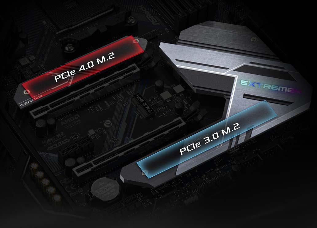 Giáp tản nhiệt vô địch cho Ổ cắm kép M.2 SSD
