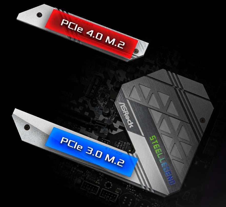 Giáp tản nhiệt cho Ổ cắm kép M.2 SSD