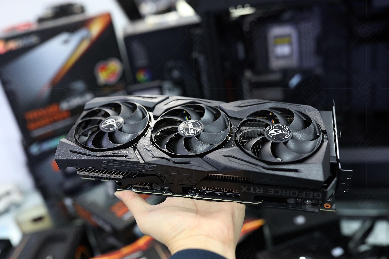 Bộ PC RTX 2080 Ti
