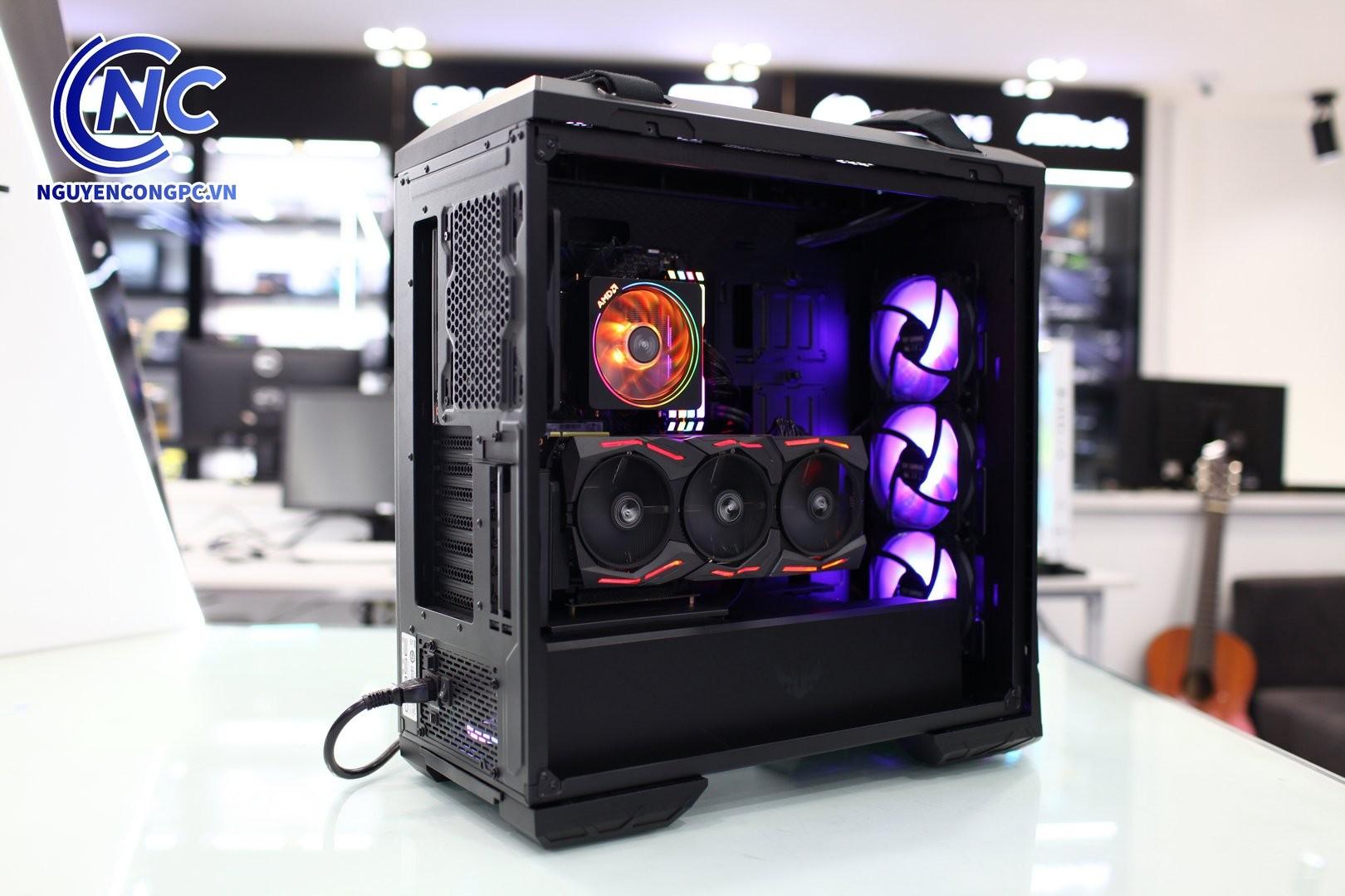 PC AMD RYZEN 7 3700X / RAM 32GB / RTX 2080 TI 11G