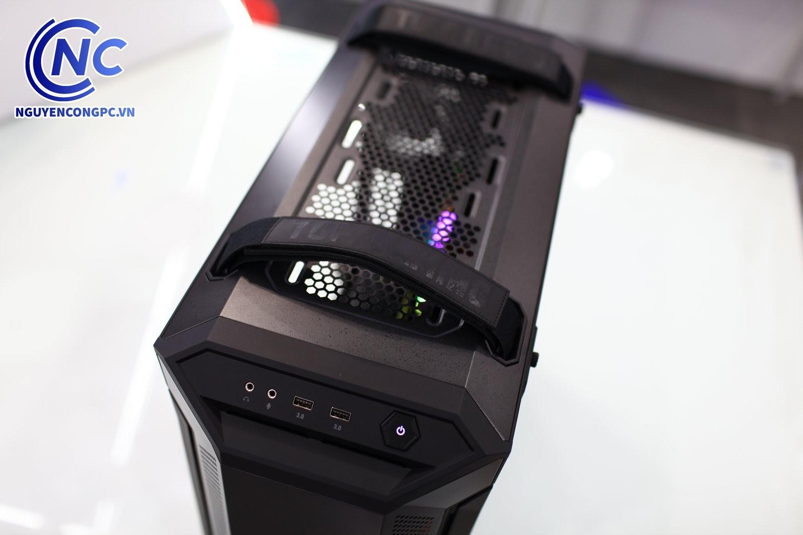 Asus TUF Gaming GT501 top