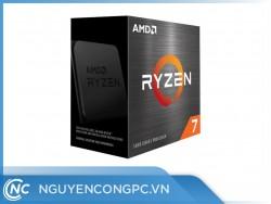 CPU AMD Ryzen 7 5800X (8 Nhân / 16 Luồng | 3.8GHz Boost 4.7GHz | 32MB Cache | PCIe 4.0)