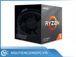 CPU AMD Ryzen 5 Pro 4650G (3.7 - 4.2Ghz / 6 core 12 thread / socket AM4)