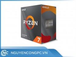 CPU AMD Ryzen 7 3800XT (3.8GHz Boost 4.7GHz   8 Nhân / 16 Luồng   32MB Cache   PCIe 4.0)