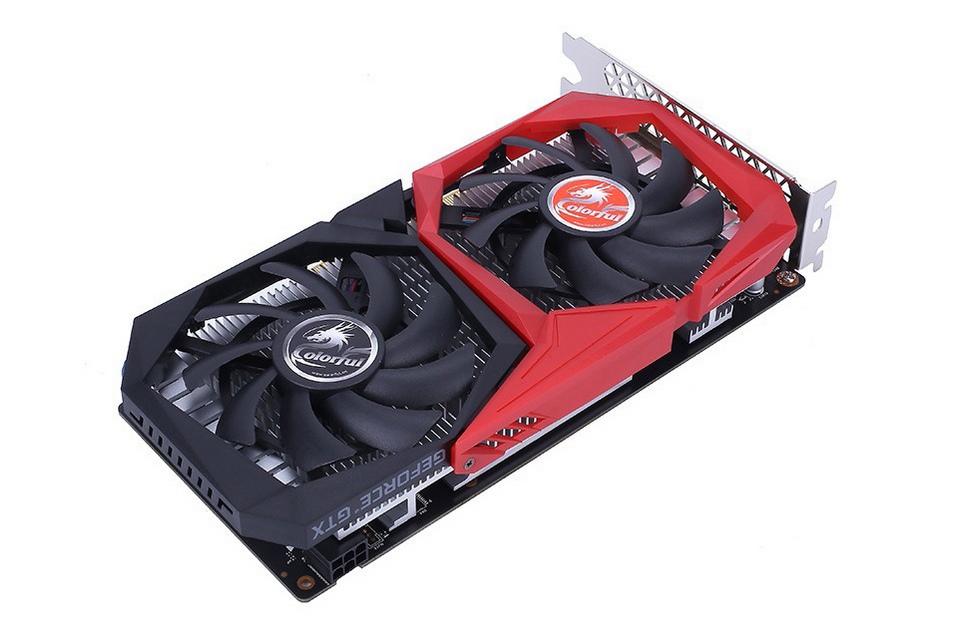 Colorful GeForce GTX 1650 NB 4GD6-V