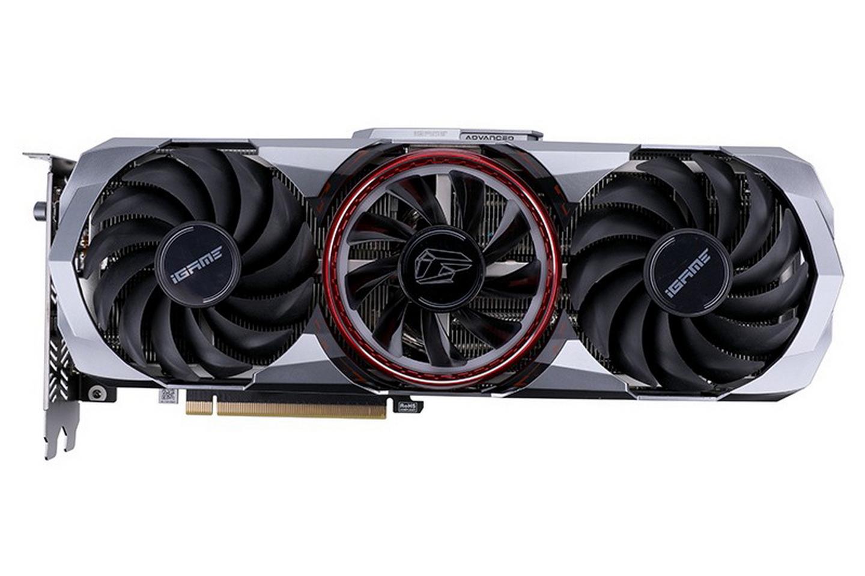 Card Màn Hình Colorful iGame GeForce RTX 3060 Advanced OC 12G-V