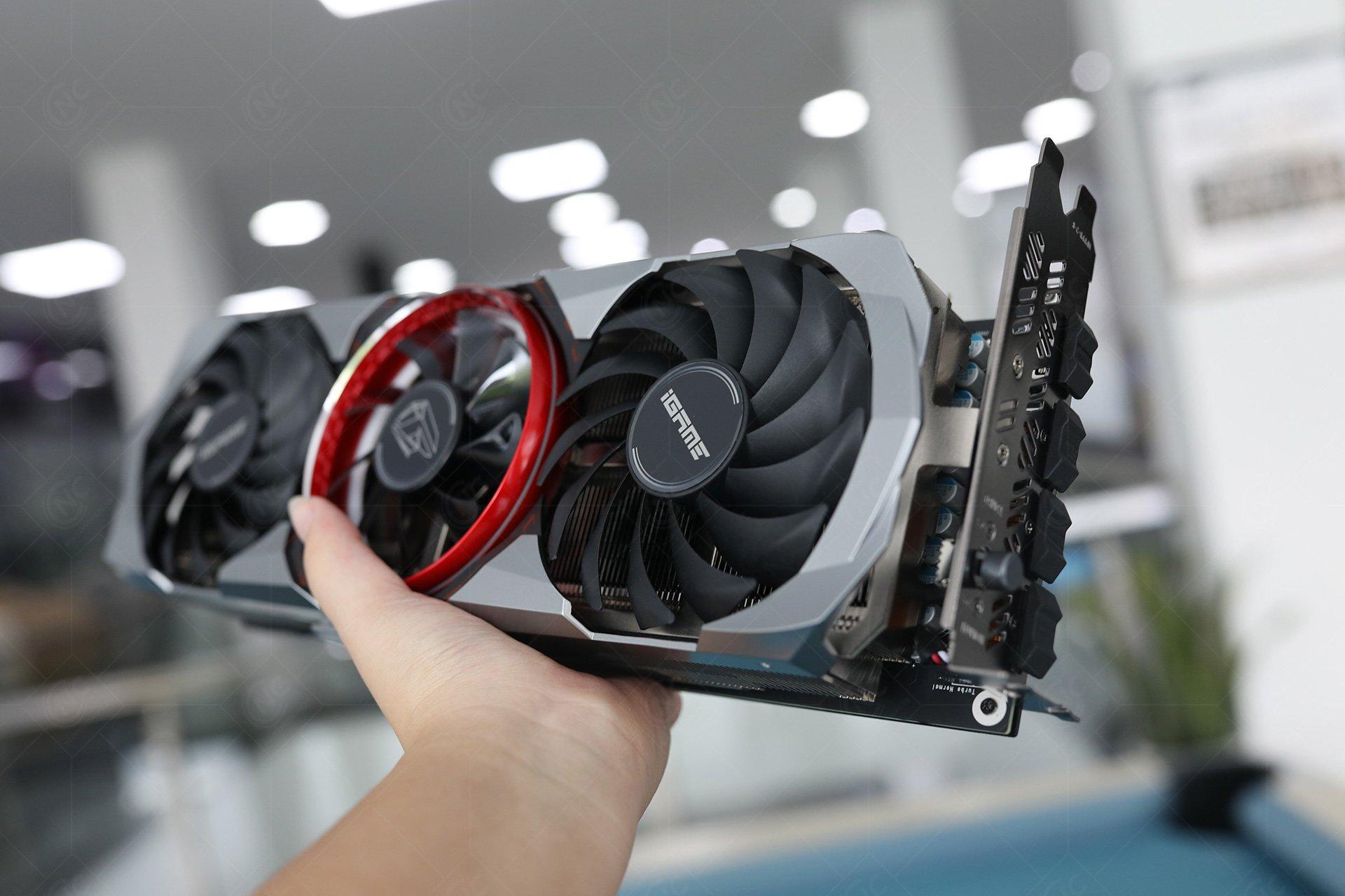 Colorful iGame GeForce RTX 3080 Ti Advanced OC-V