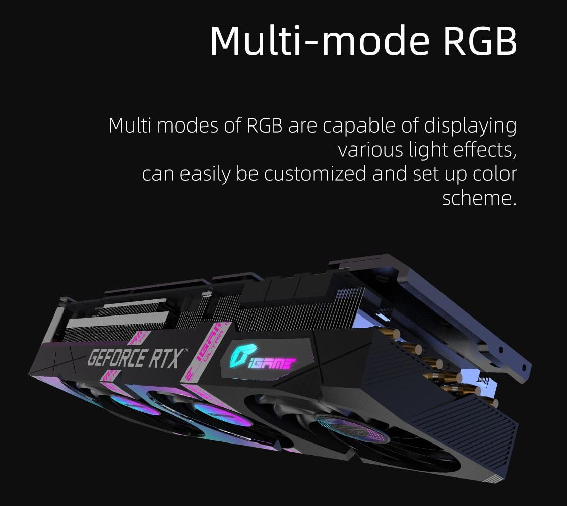 iGame RTX 3080 Ultra OC 10G-V