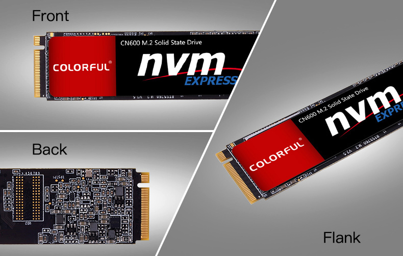 Ổ cứng SSD Colorful CN600 256GB M.2 NVMe 2280 PCIe