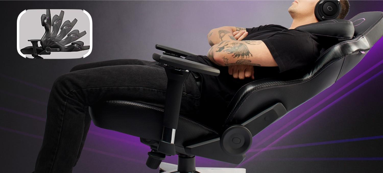 ghế chơi game Caliber X1