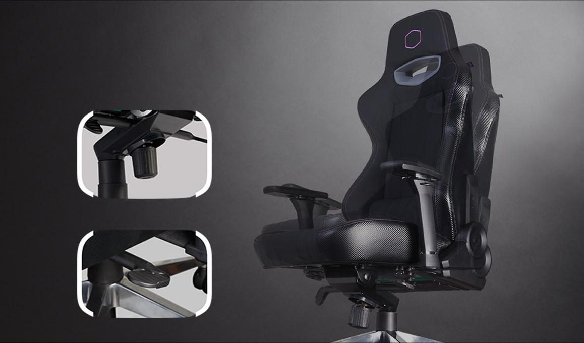 Cơ chế điều chỉnh trục ghế