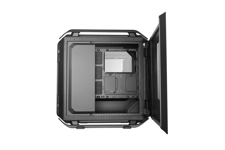Cooler Master Cosmos C700P Black Edition có 3 nắp đi kèm