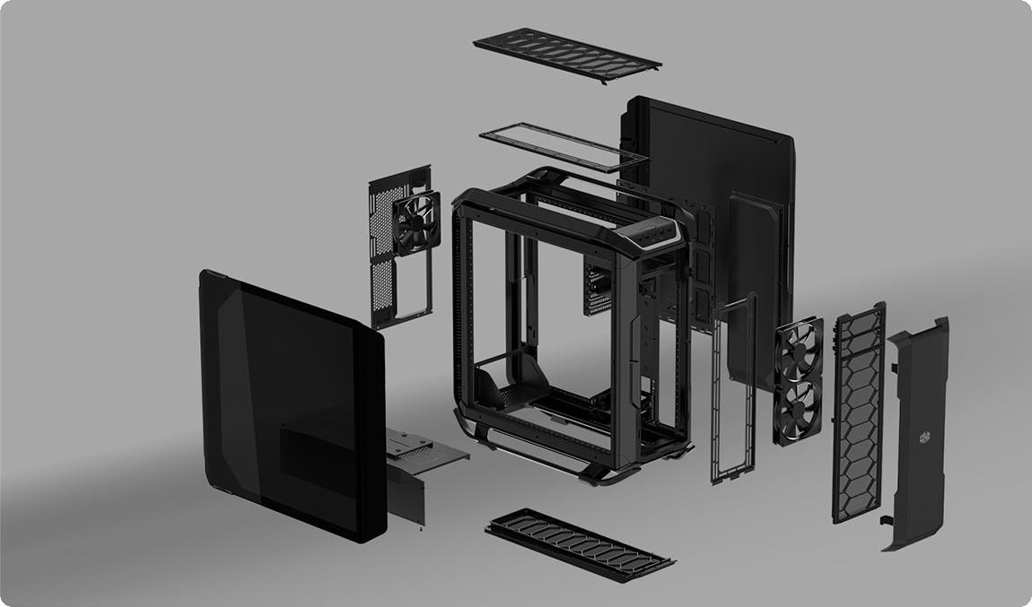 Thiết kế khung độc đáo