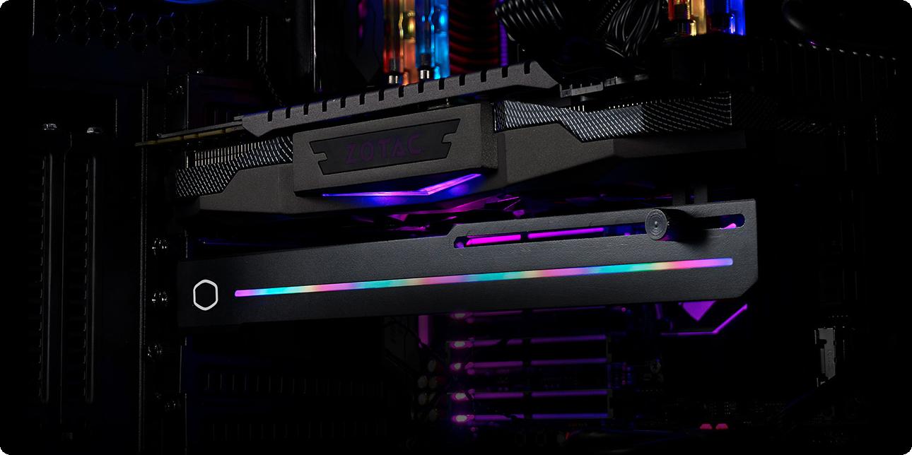 Đèn LED ARGB có thể đồng bộ với Mainboard