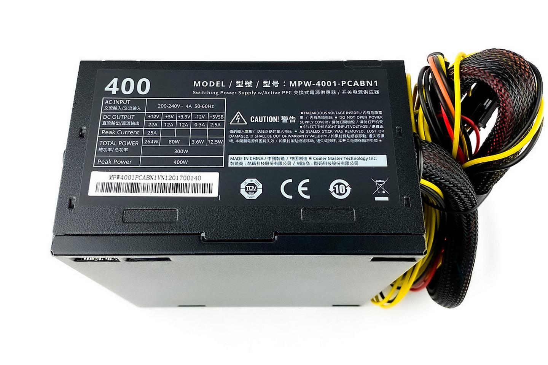 Cooler Master Elite V3 PC400