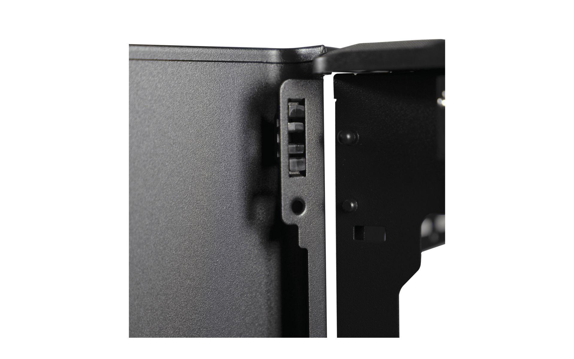 vỏ và khung máy của NR200P đen