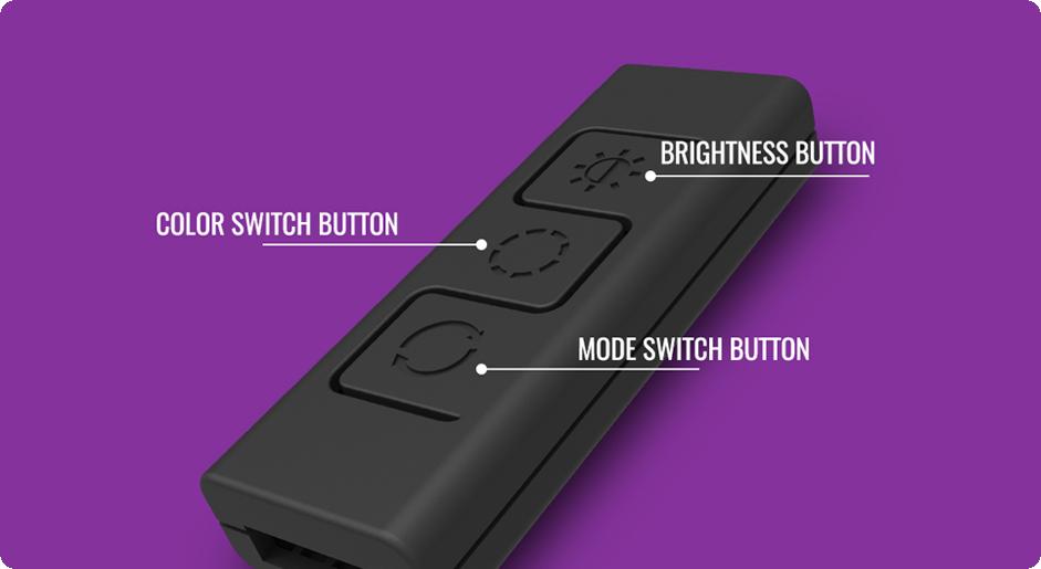 Bộ điều khiển LED RGB tiện lợi