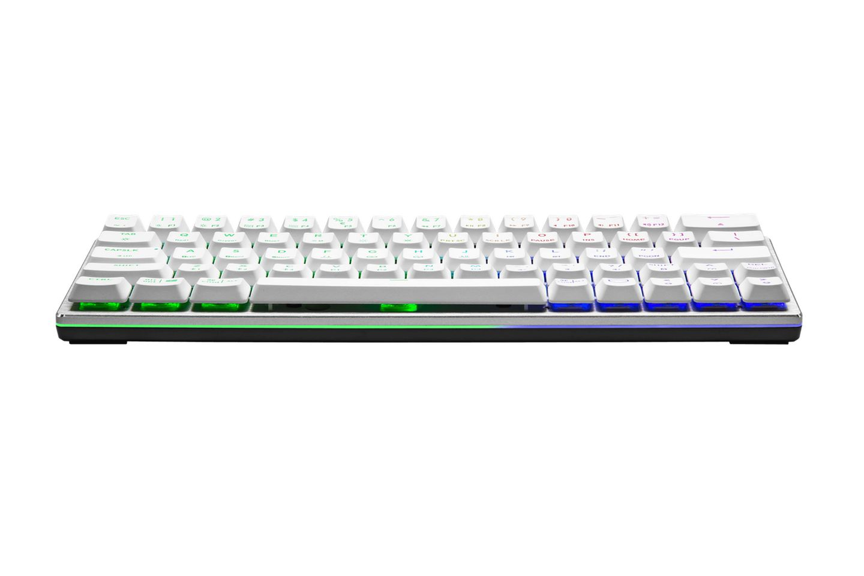 Cooler Master SK622 White sử dụng công nghệ N-key rollover