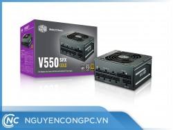 Nguồn Cooler Master V550 SFX GOLD