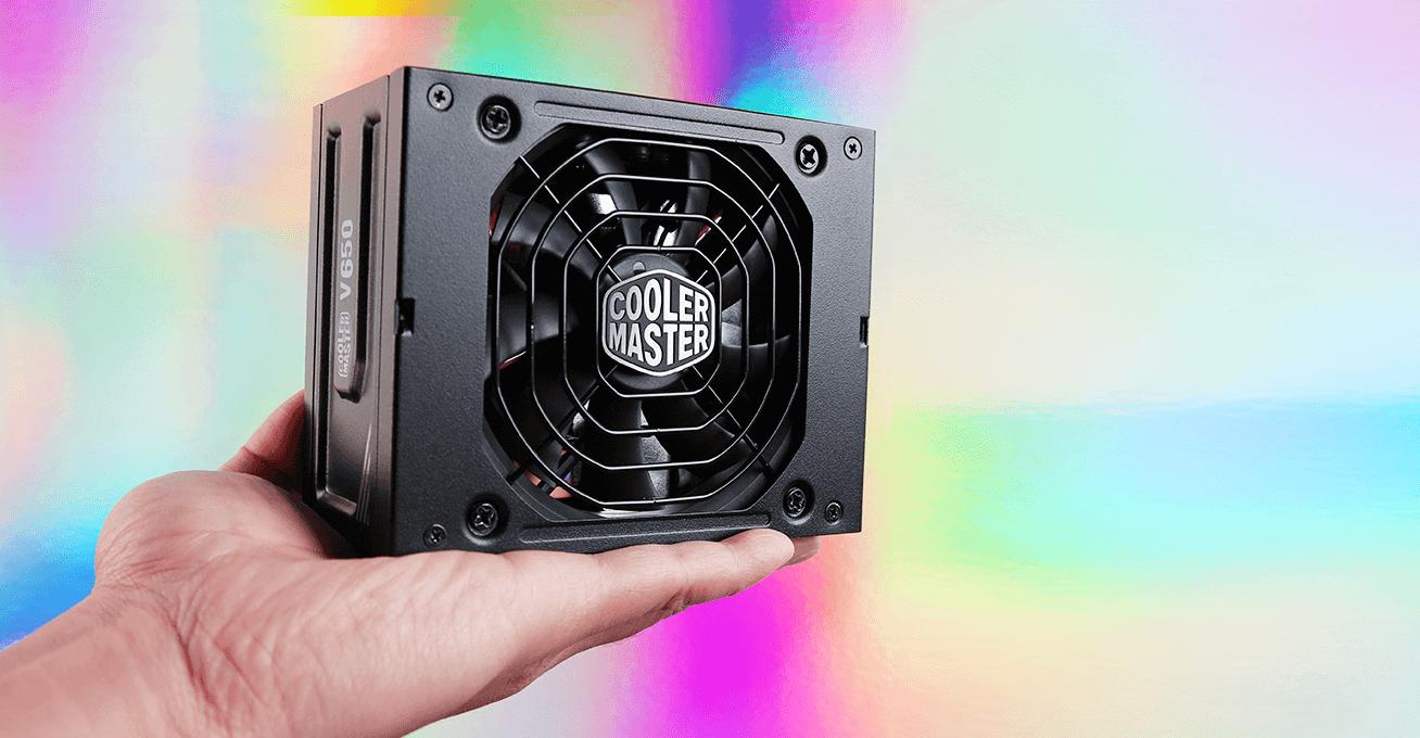 Coolermaster V650 SFX GOLD mini