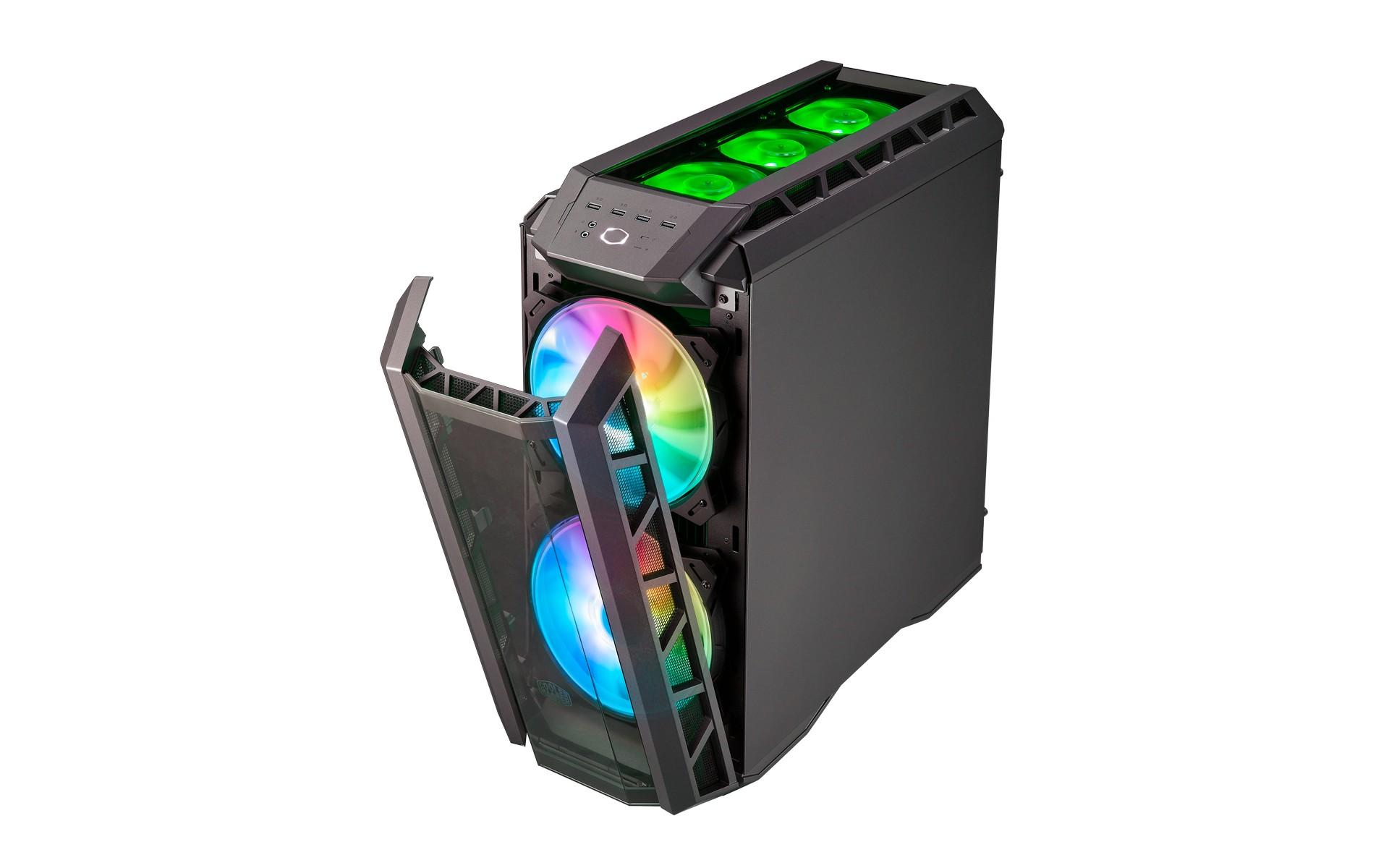 Vỏ Máy Tính Coolermaster MasterCase H500P ARGB