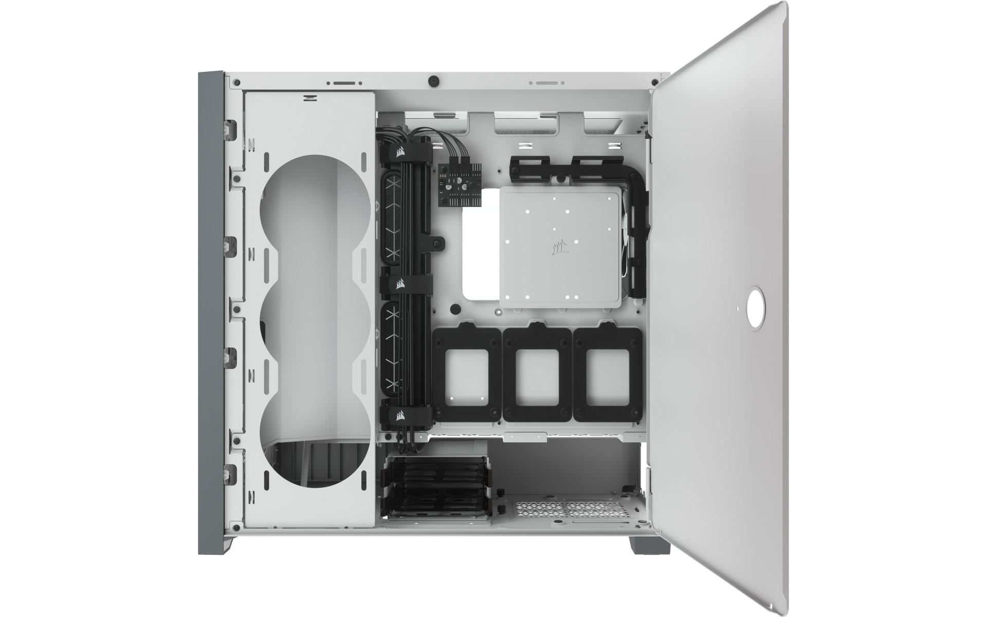 5000D Airflow White