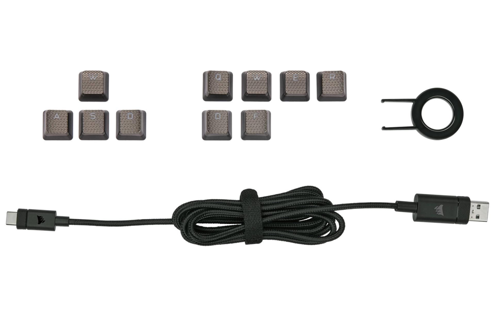 Cáp USB-C có thể tháo rời