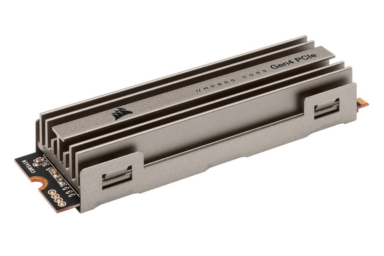 MP600 CORE 1TB Bộ tản nhiệt nhôm