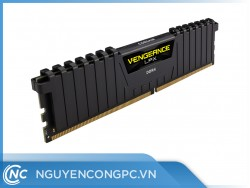 RAM Corsair Vengeance LPX Black 16GB (1 x 16GB) 3200MHz CL16
