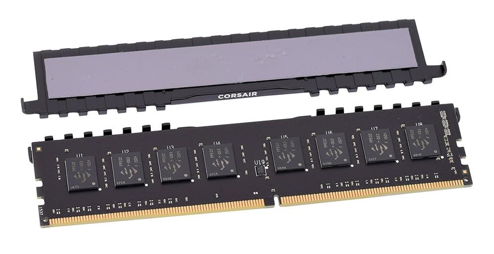 Corsair Vengeance LPX được xây dựng từ một PCB hiệu suất