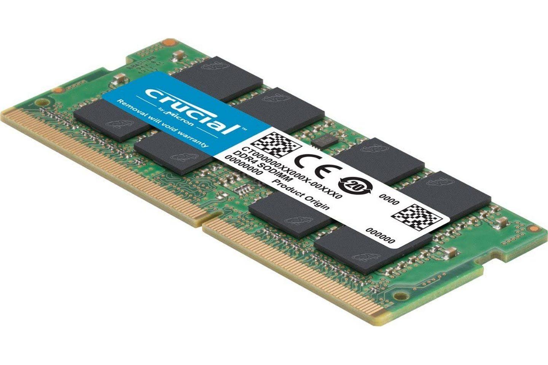 RAM Laptop Crucial 16GB DDR4 2666MHz