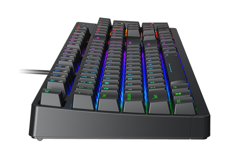 DAREU EK1280 RGB Brown D Switch