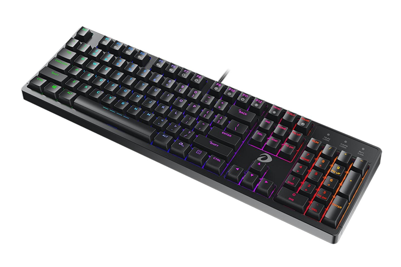 DAREU EK1280 RGB Red D Switch Keycap ABS