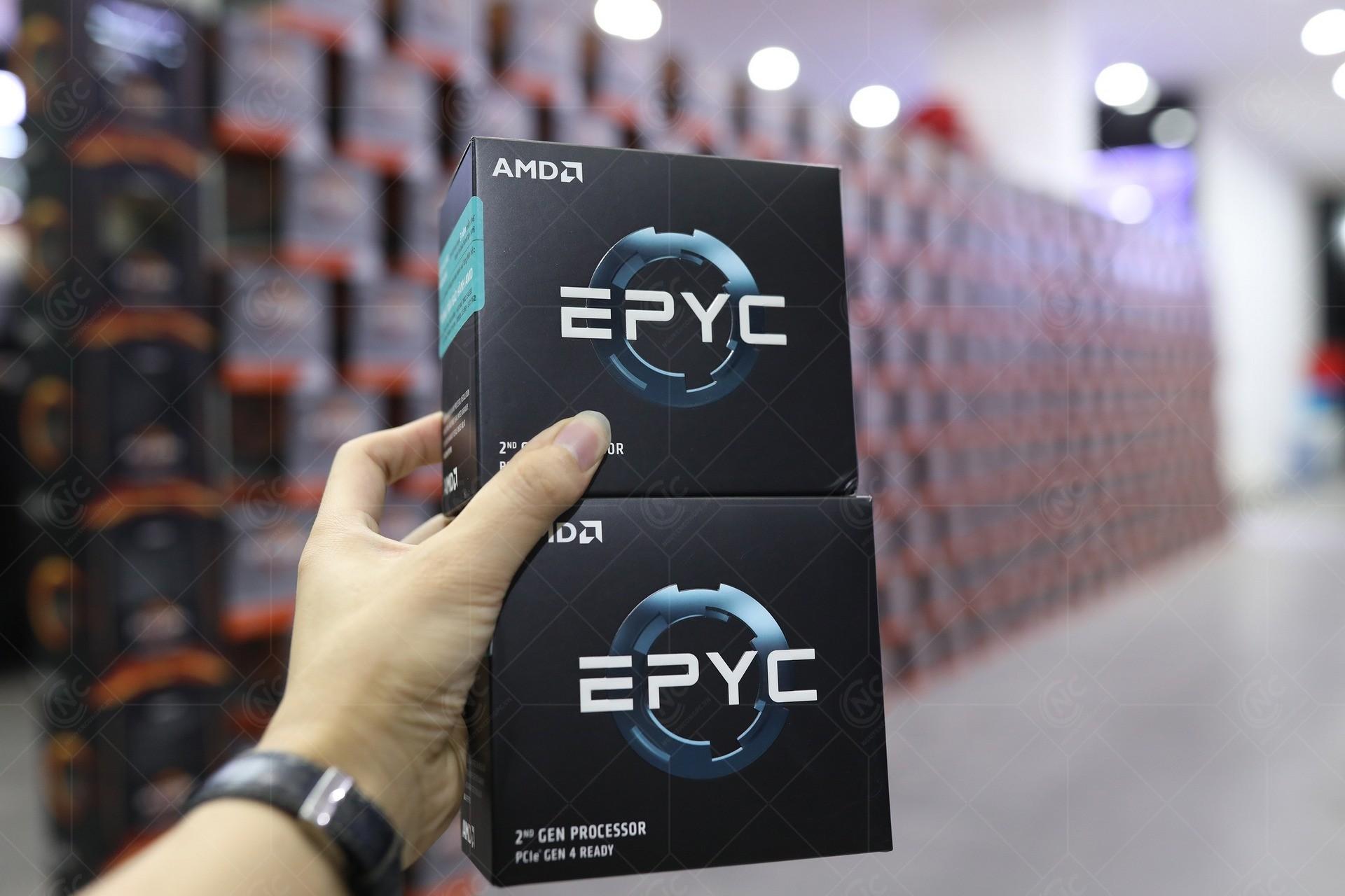 DUAL AMD EPYC 7742