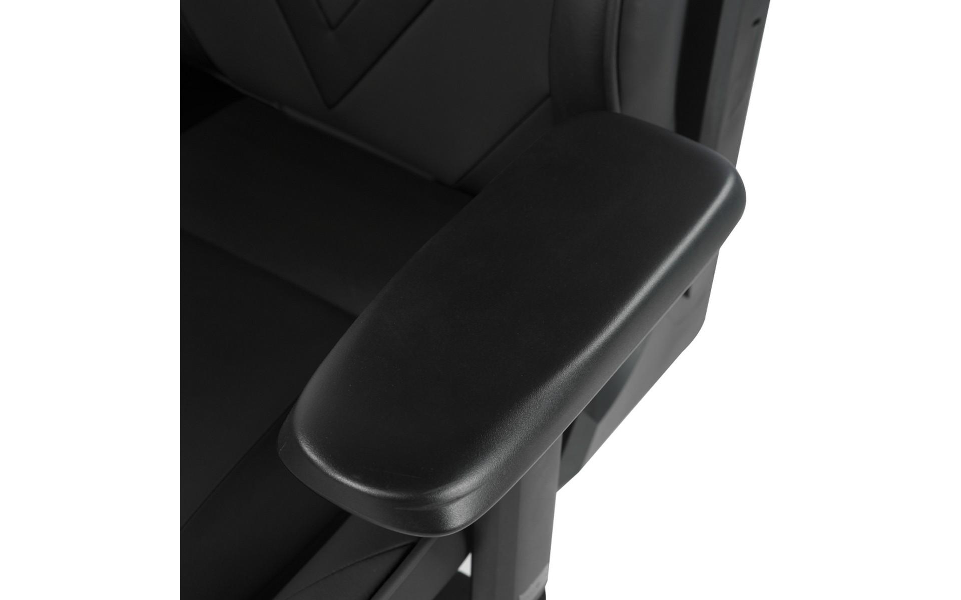 Ghế DXRacer G Series D8200 Black sử dụng tay vịn có thể điều chỉnh 4D