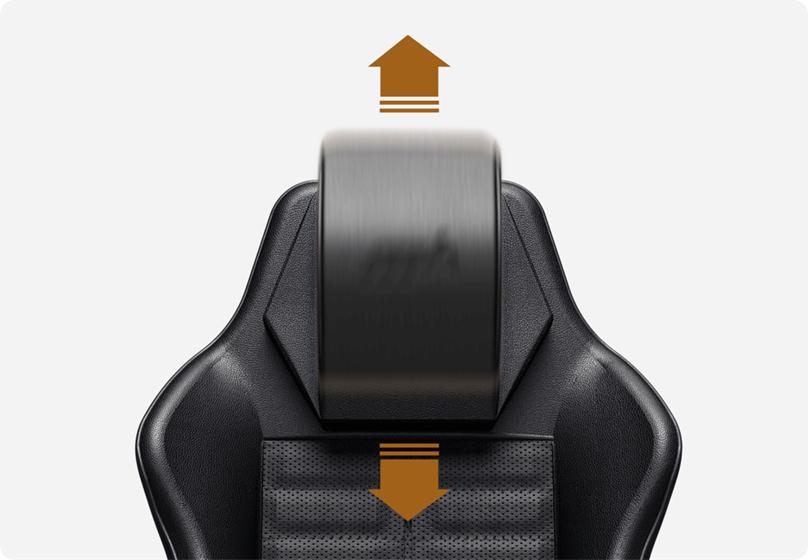 Gối xốp trượt của Ghế DXRACER Master Series DMC-IA233S-N